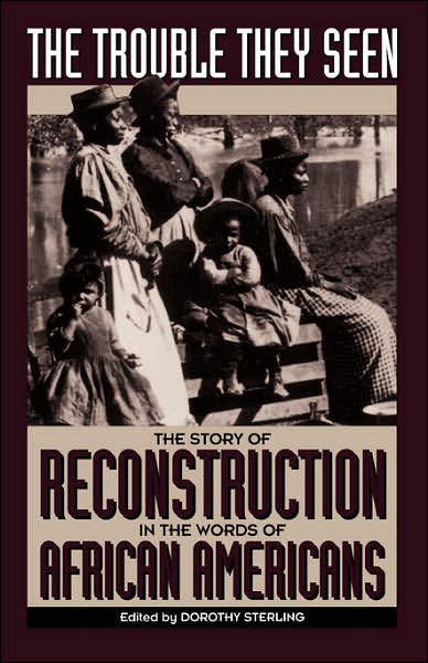 an analysis of the reconstruction of the african americans Big picture analysis & overview of reconstruction during reconstruction, african americans formed their own fraternal organizations and worshipped in their own.