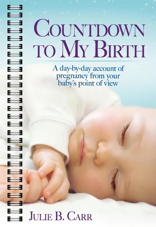 Pregnancy book the countdown