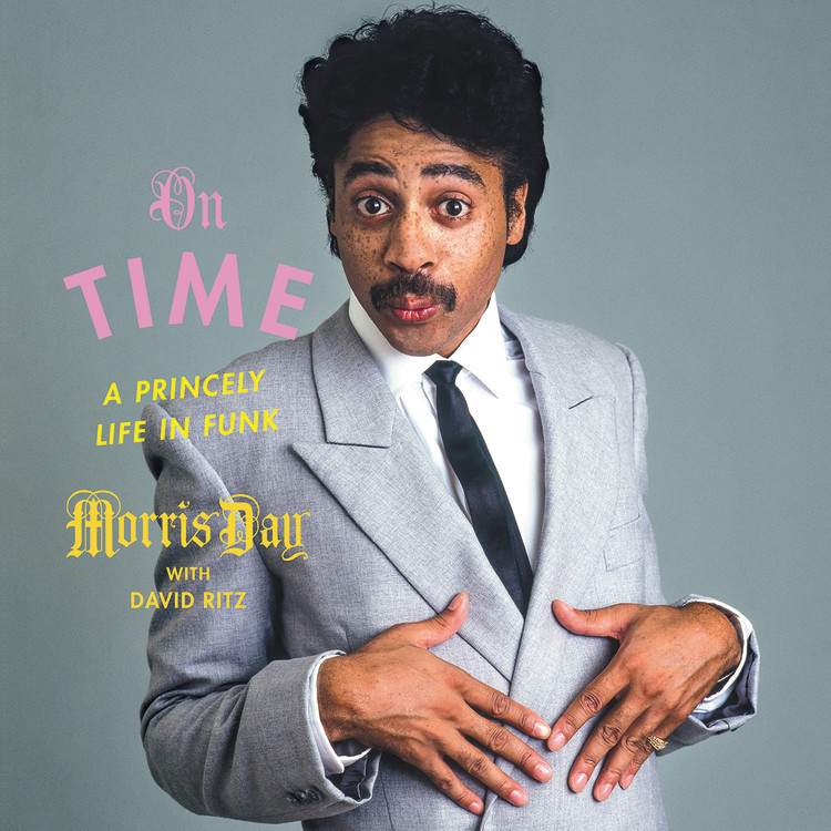 On Time By Morris Day